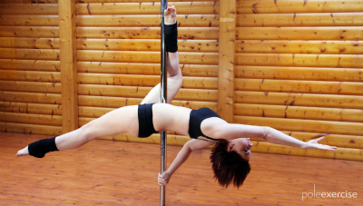 Pole Dancing: Exercise or Not?