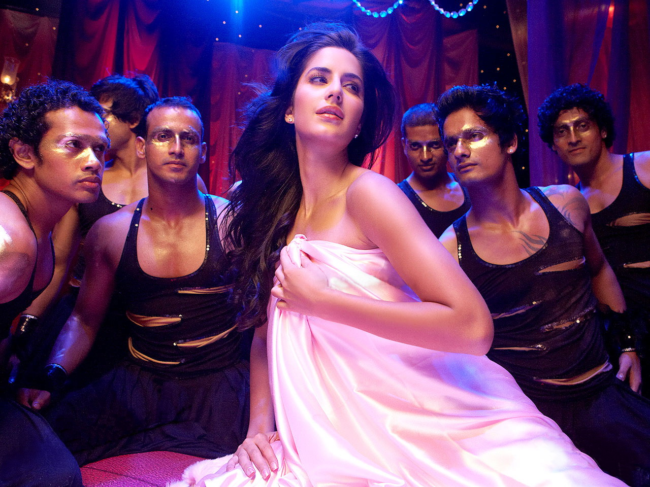 "Katrina Kaif Pictured In ""Sheila Ki Jawani"""