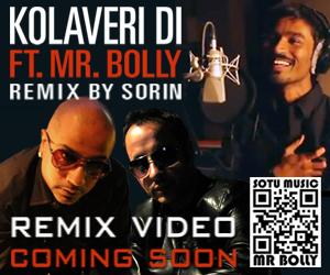 Kolaveri Di Remix