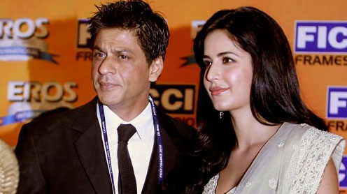 Shahrukh Khan & Katrina Kaif to act in Yash Raj Films