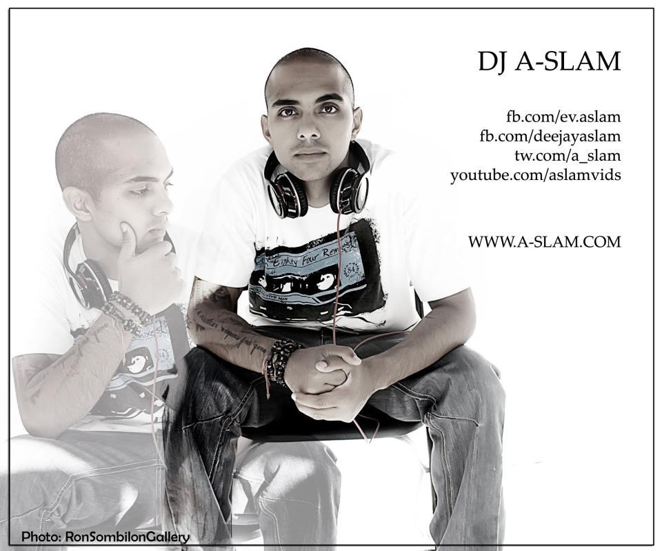 DJ A-Slam