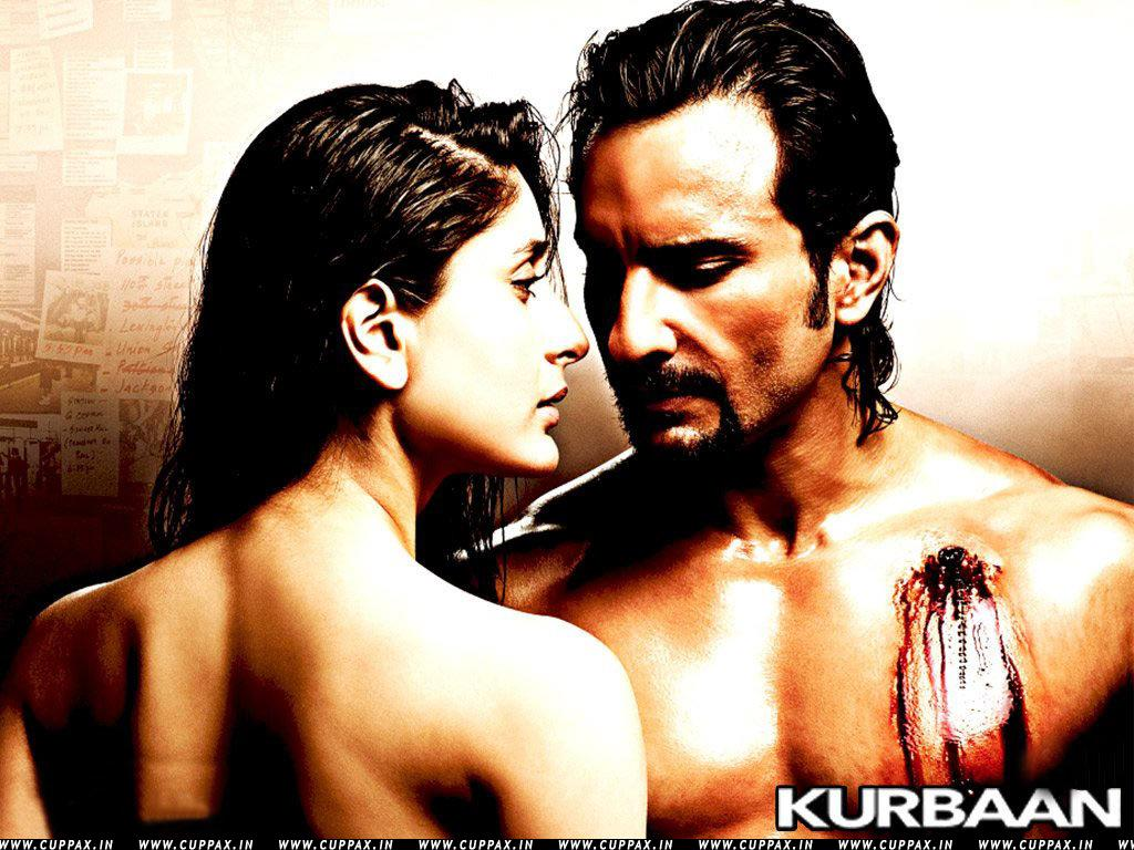 Kapoor & Khan in Kurbaan