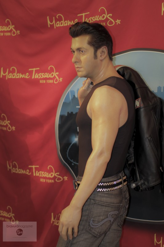 win tickets to madame tussauds in nyc to see salman khan. Black Bedroom Furniture Sets. Home Design Ideas