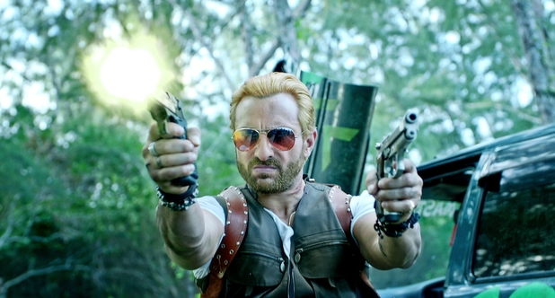 "Saif Ali Khan stars in ""Go, Goa Gone"""