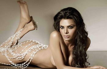 Sherlyn Chopra Makes Bollywood Debut