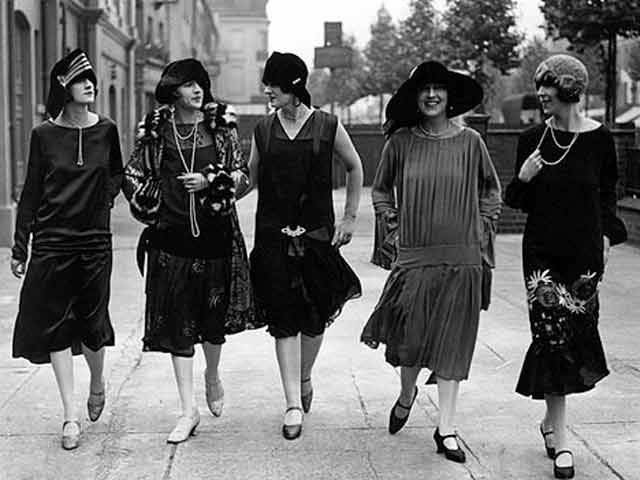 1920's Womens Fashion