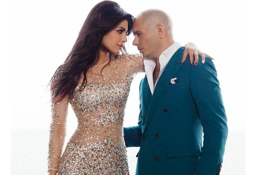 Exotic - Priyanka Chopra feat. Pitbull