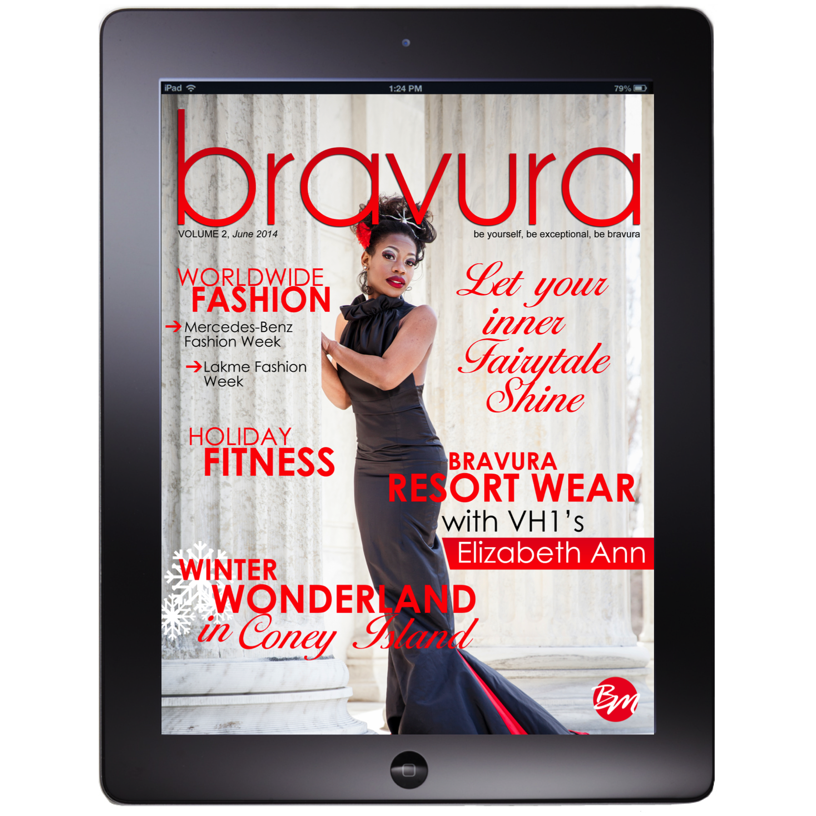 Bravura Magazine F/W 2014 Issue