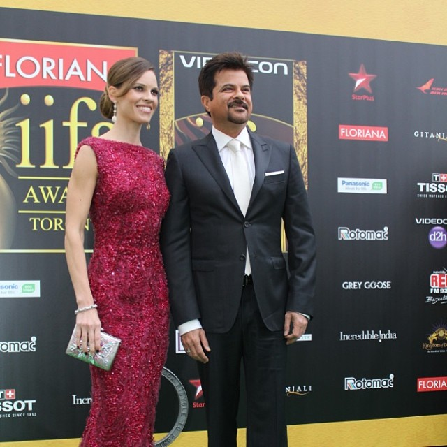 The dashing #AnilKapoor during #iifa #iifa2014 #iifaawards #greencarpet #2014iifa #2014iifaawards #bollywood #bollywoodawards