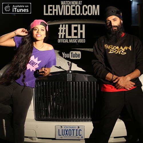 #LEH iiSuperwomanii & Humble The Poet