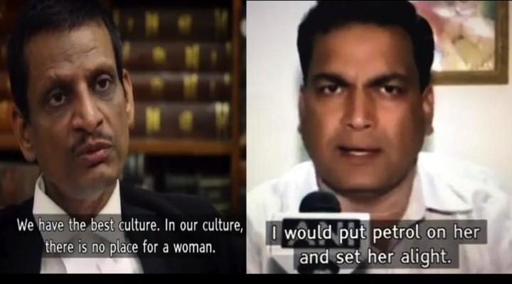 Defense Lawyers ML Sharma & AK Singh
