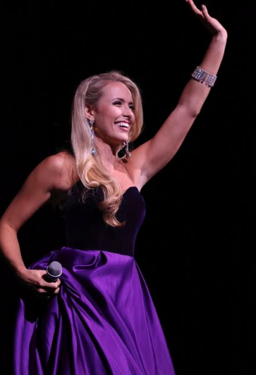 Photo: Miss Alabama Jessica Procter